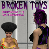 Broken Toys Chapters 1 - 6