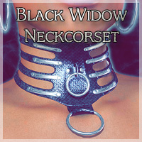 Black Widow Neckcorset