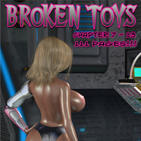 Broken Toys: Chapters 7 - 13