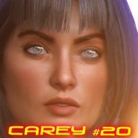 Carey Carter Issue 20