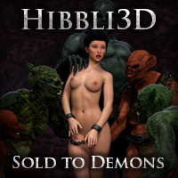 Sorceress Lori - Sold To Demons BAD ENDING Chapter 2