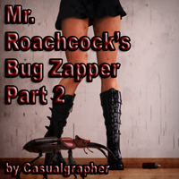 Mr. Roachcock's Bug Zapper Part 2