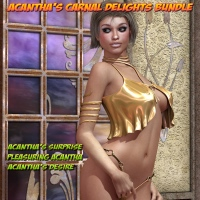 Acantha's Carnal Delights Bundle