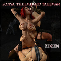 Sonya: The Emerald Talisman