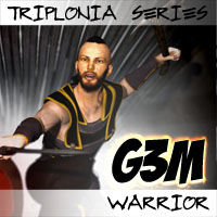 Triplonia Warrior For G2 and G3 Male