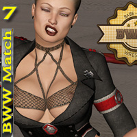 Babeworld Wrestling Match 7