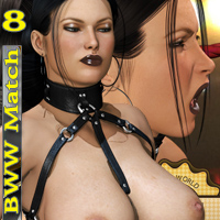 Babeworld Wrestling Match 8
