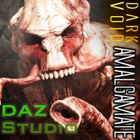 Dark Void Amalgamate 4079 For Daz Studio