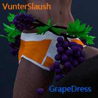 Grape Dress