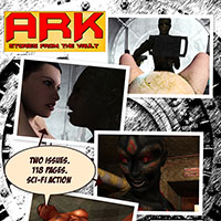 """The Ark"" Collection Issue 26 - 27"
