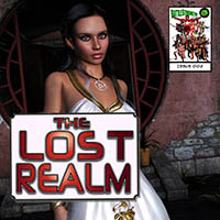 The Lost Realm - Issue 2