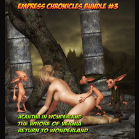 The Empress Chronicles Bundle 3