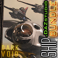 Dark Void Ships Construction Set BUNDLE DS