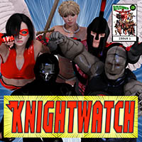 Knightwatch - Issue 1