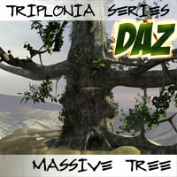 Triplonia Massive Tree Construction Set DS
