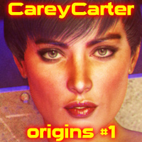 Carey Carter Origins Issue 1