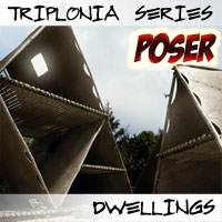 Triplonia Dwellings Construction Set Poser