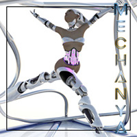 Mechanya For Genesis 3 Female