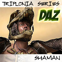 Triplonia Shaman For G2 And G3 Male