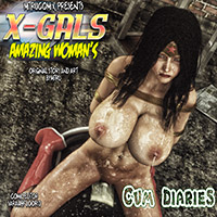 XGALs Amazing Woman - Cum Diaries
