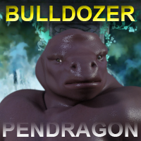 Bulldozer - Genesis 3 Male