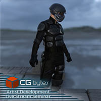 ArtDev DarkVoid Exploration Unit Suit G3M