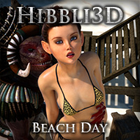 Thief Ezri - Beach Day Part 2