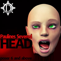 Pauline's Severed Head