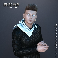 Nolan For Genesis 3 Male