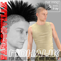 Mohawk For G3M/M7