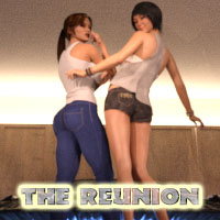Larissa & Kim: The Reunion