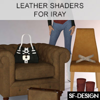 Leather Shaders For Iray And Merchant Resource