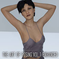 ArtDev The Art Of Posing Vol 1 Enhanced