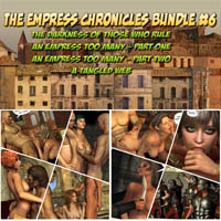 The Empress Chronicles Bundle #6