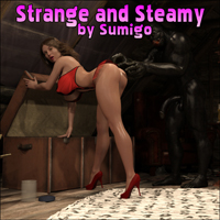 Strange And Steamy