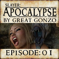 Slayer: Apocalypse 01