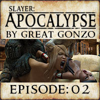 Slayer: Apocalypse 02