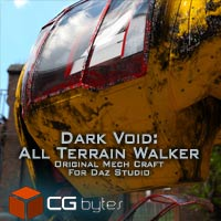 ArtDev DarkVoid All Terrian Walker