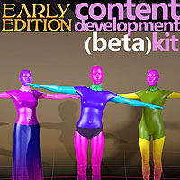Project Evolution Content Support Kit (Beta)