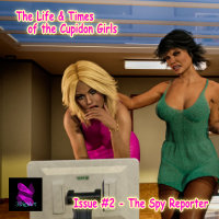 Life & Times Of The Cupidon Girls - Issue 2