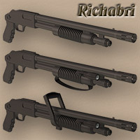 MB-500 Shotgun Set