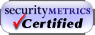 Security Metrics Certified