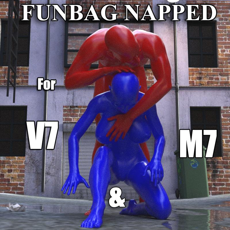 Funbag Napped 1 V7/M7