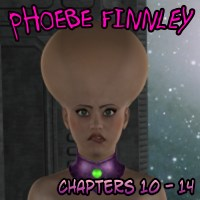 Phoebe Finnley's Bimbo-Rotic Journey Chapters 10-14