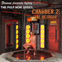 Legacy Davo Pulp Noir Series Chamber 2
