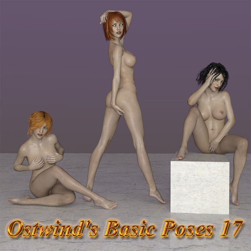 Simple Poses 17
