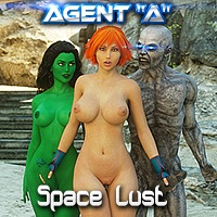 "Agent ""A"" Space Lust"