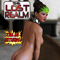 The Lost Realm - Issue 11
