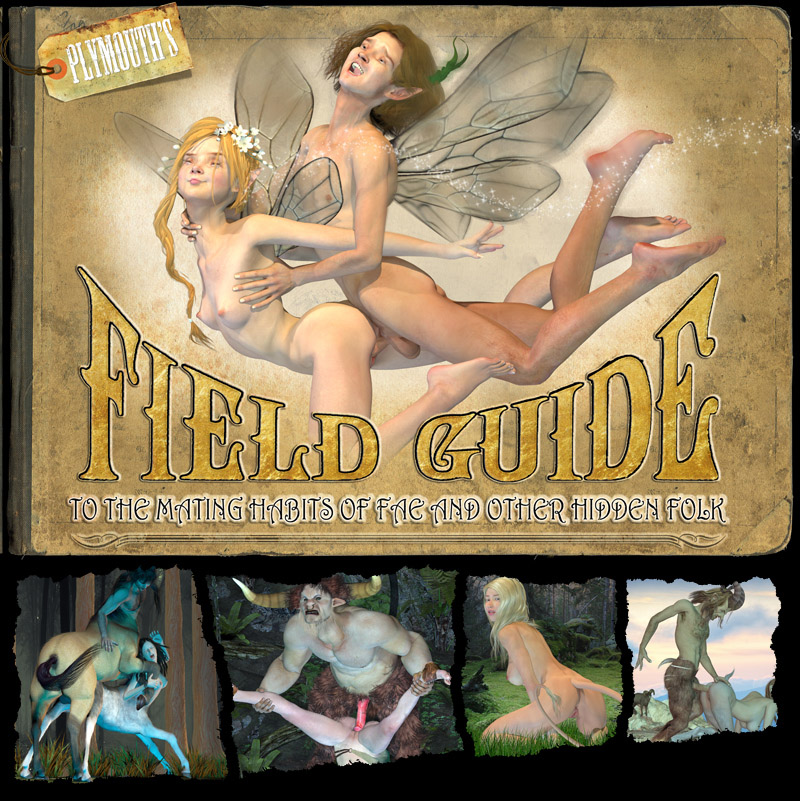 Field Guide to the Mating Habits of Fae and other Hidden Folk