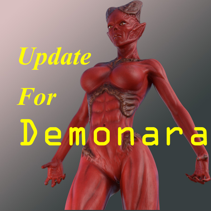 New Gens For V7: Update For Demonara